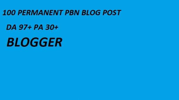 do permanent 100 blogger pbn blog post pa28