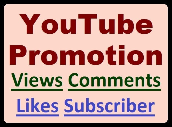 YouTube Video Boosting and SEO Promotion with very simple price