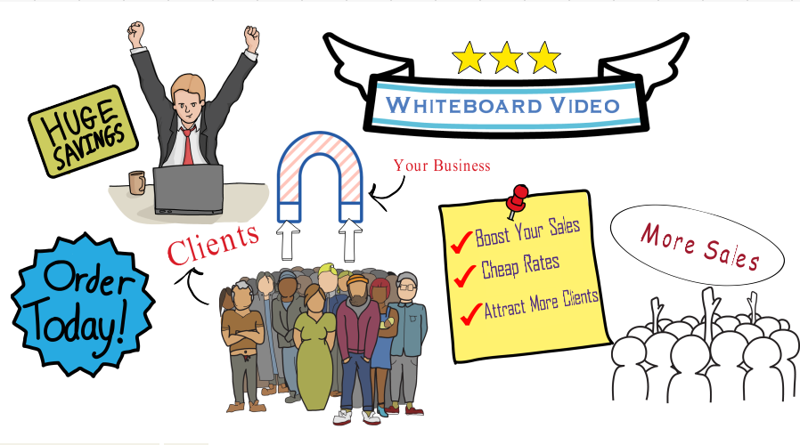 create a PROFESSIONAL WHITEBOARD ANIMATION Explainer ...