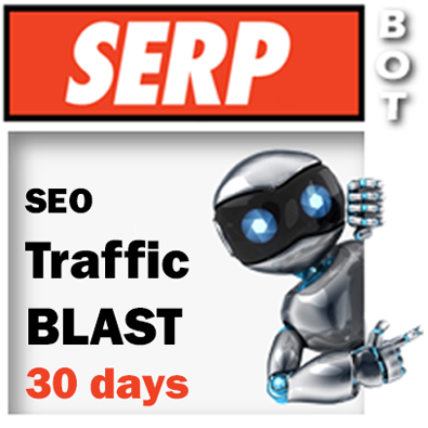 Unlimited Targeted Web TRAFFIC For 30 Days - traffic BLAST
