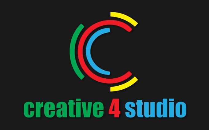 design website and company logo