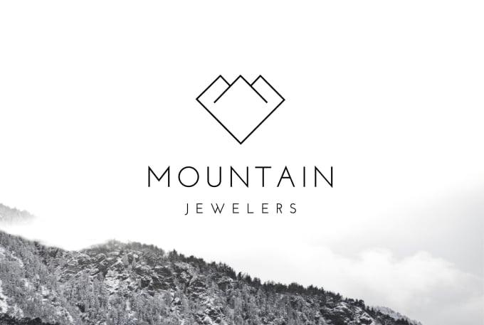 make an amazing minimal logo