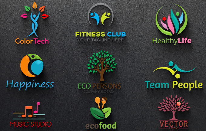 create 2d and 3d logo within 12hours