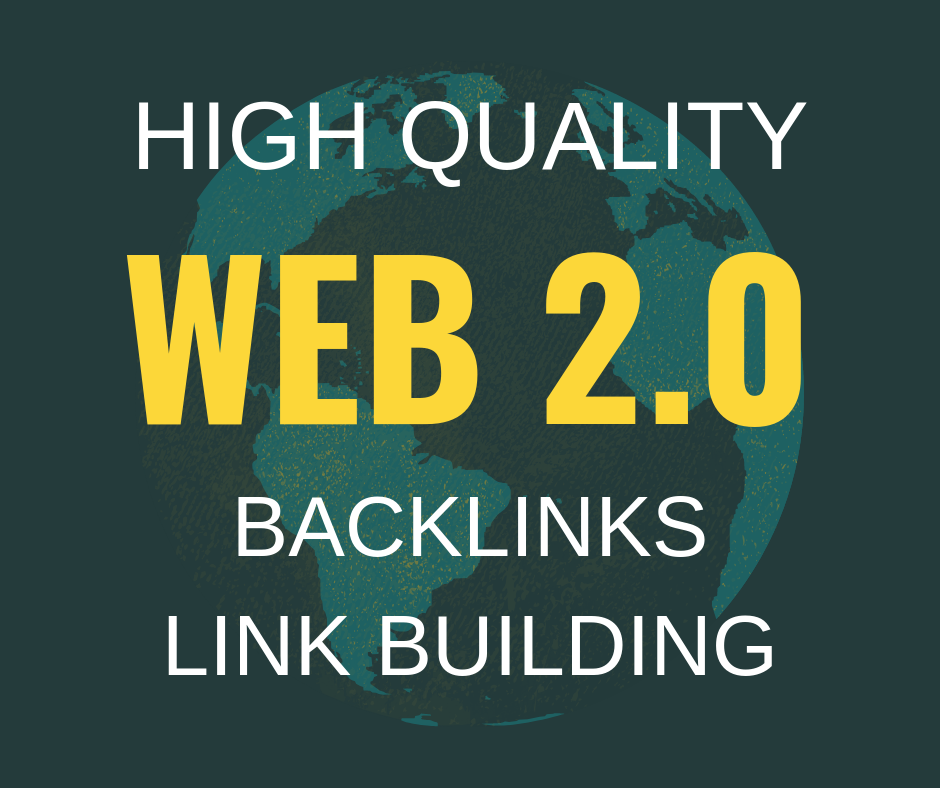 Create 10 Web 2,0 ,Contextual Backlinks,For SEO