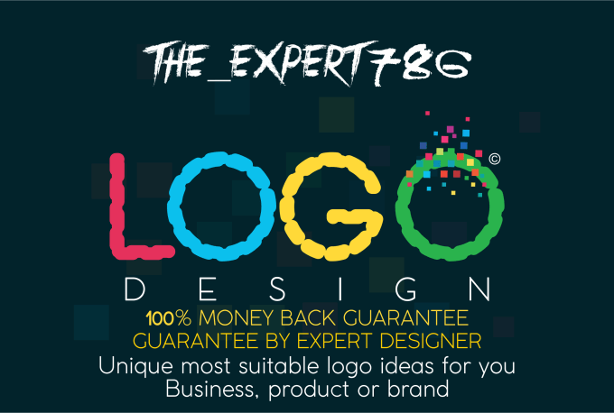 do awesome thrilling and elegant logo and favicon