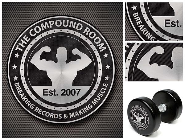 design gym fitness logo