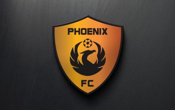 design a unique soccer logo