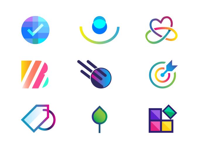 design super functional minimal logo
