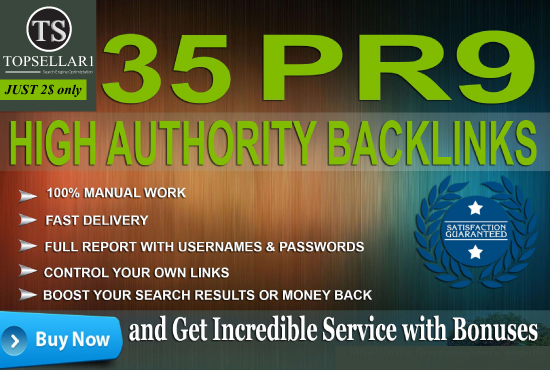 Website Ranking with 35 High Authority Dofollow Blog Comments Backlinks  With Low OBL Links
