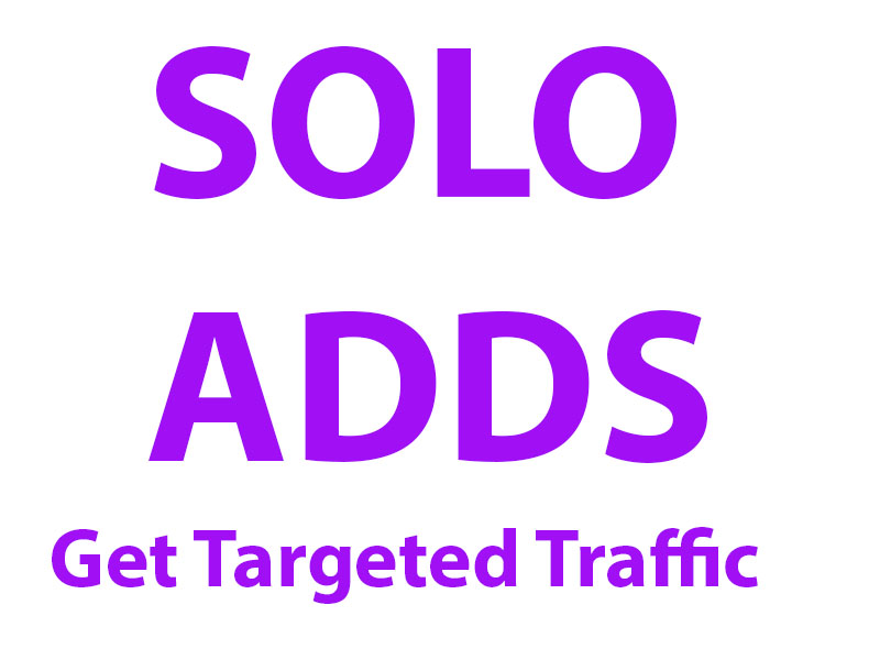 Solo Ad Traffic - Real Traffic through Email