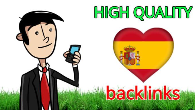 10 Quality forum backlinks Spain Spanish