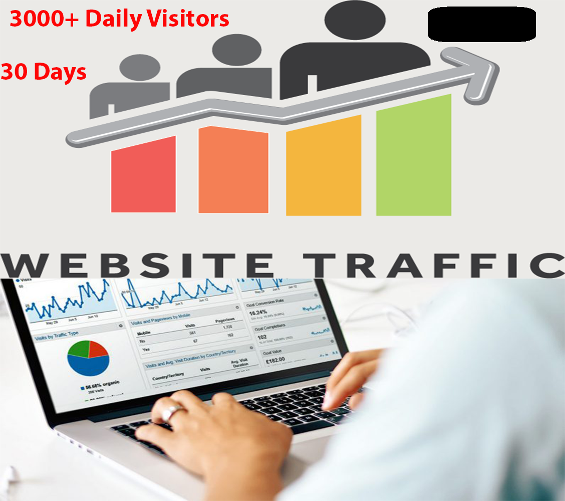 Bring Real Visitors To Your Website Or Blog Real Web Traffic