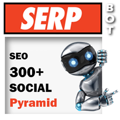 Social Skills PYRAMID - 300+ backlinks loved by Google! Social Network SEO