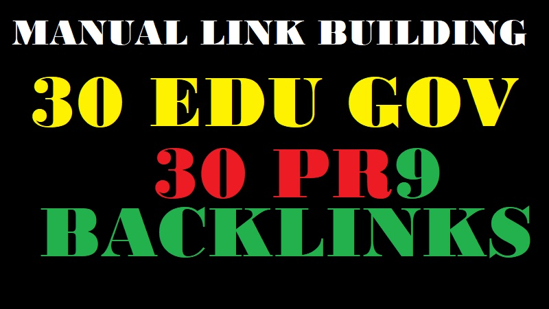 Gate 30 EDU GOV 30 USA PR9 BACKLINKS FROM HIGH AUTHORITY SITE