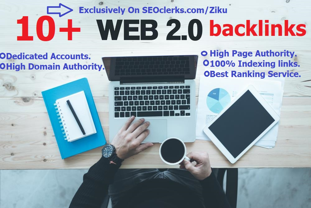 10+ Web 2.0 blogs from dedicated account users profil...