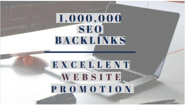 make 500,000 Powerful SEO backlinks for website promotion