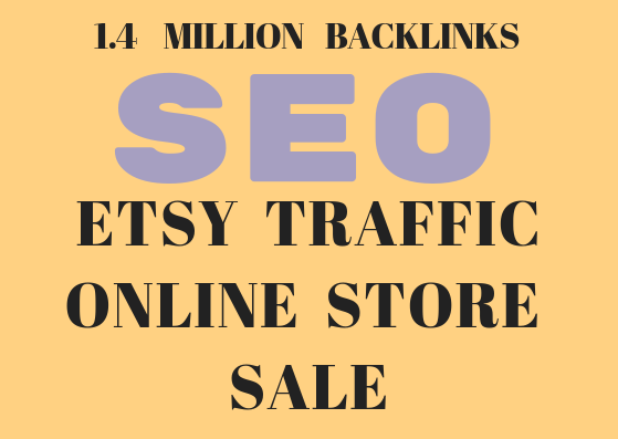 Do enhance etsy traffic and online store sale