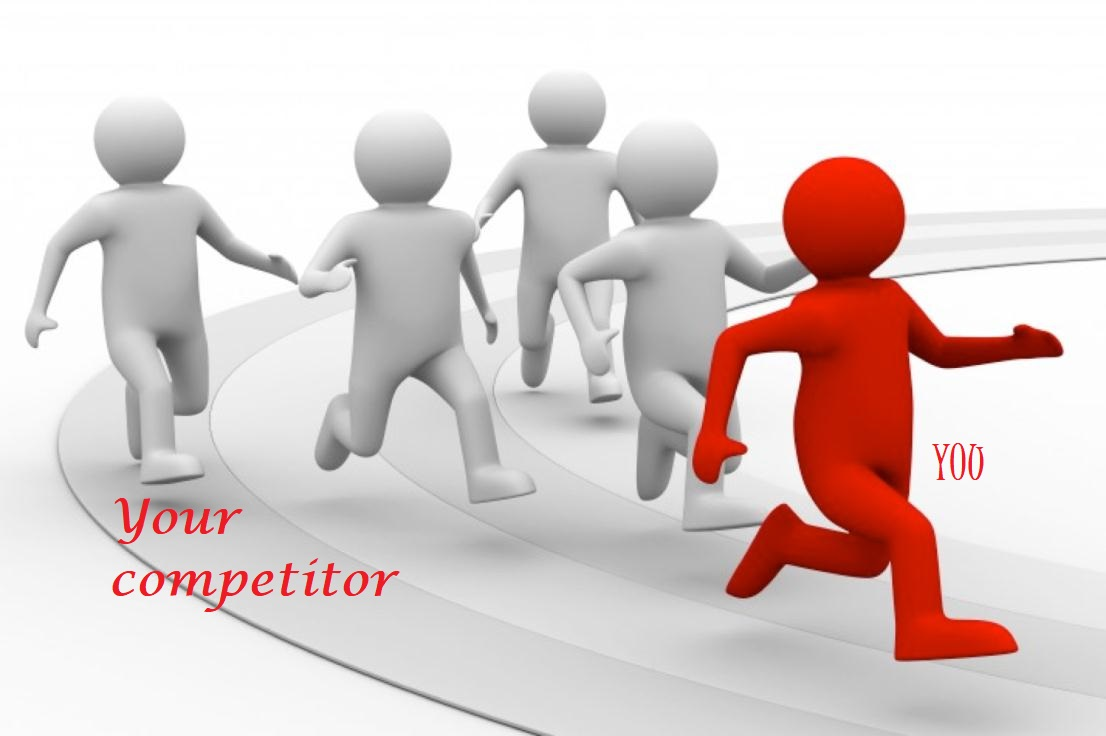 we will do 20 competitor back link submission