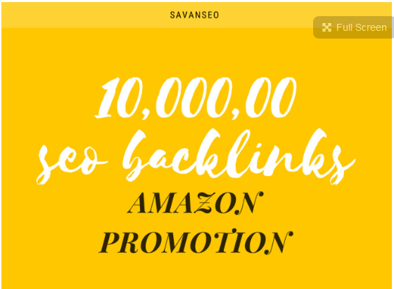 do 10,000, 00 seo backlinks for amazon store promotion