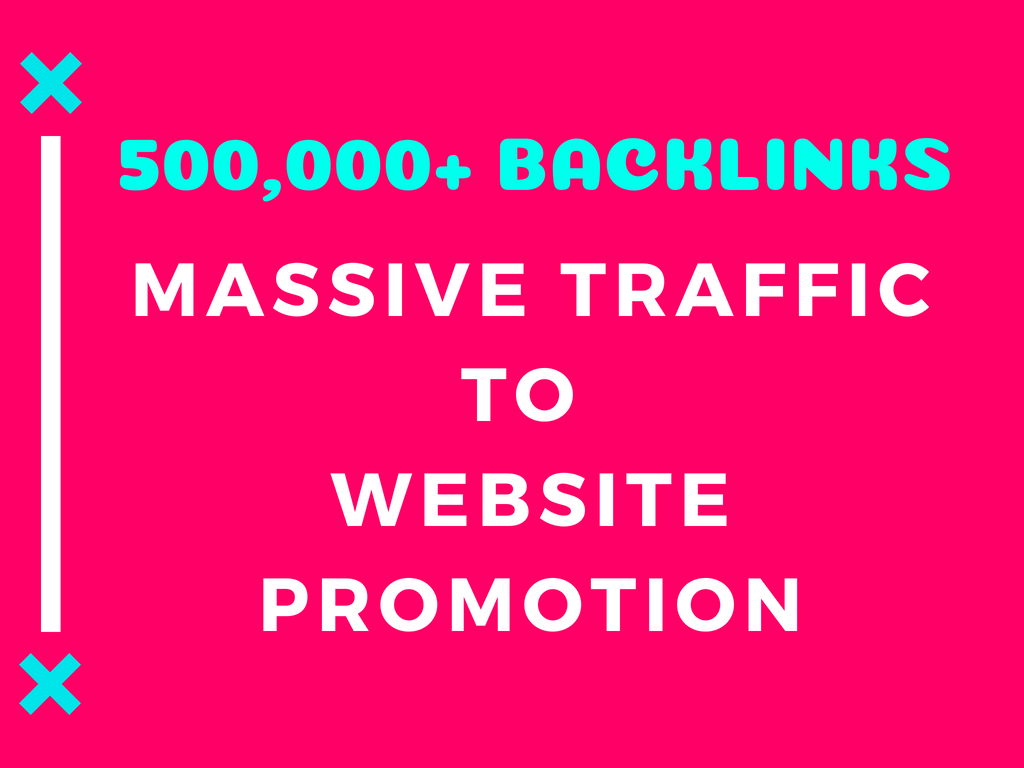 drive massive traffic to website promotion or marketing