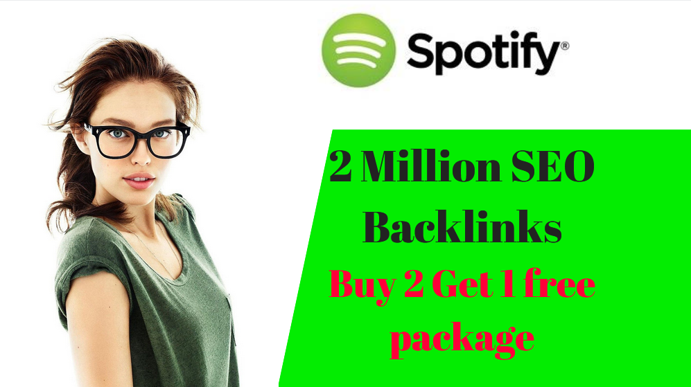 do 2 million seo backlinks for music promotion to boost ranking and fans