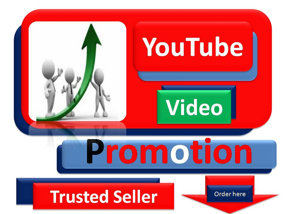 Give you 1000-1500 high quality video world wide Promotion for your video