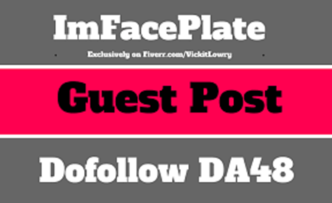 SKYROCKET YOUR WEBSITE RANKING WITH DOFOLLOW GUEST POSTING