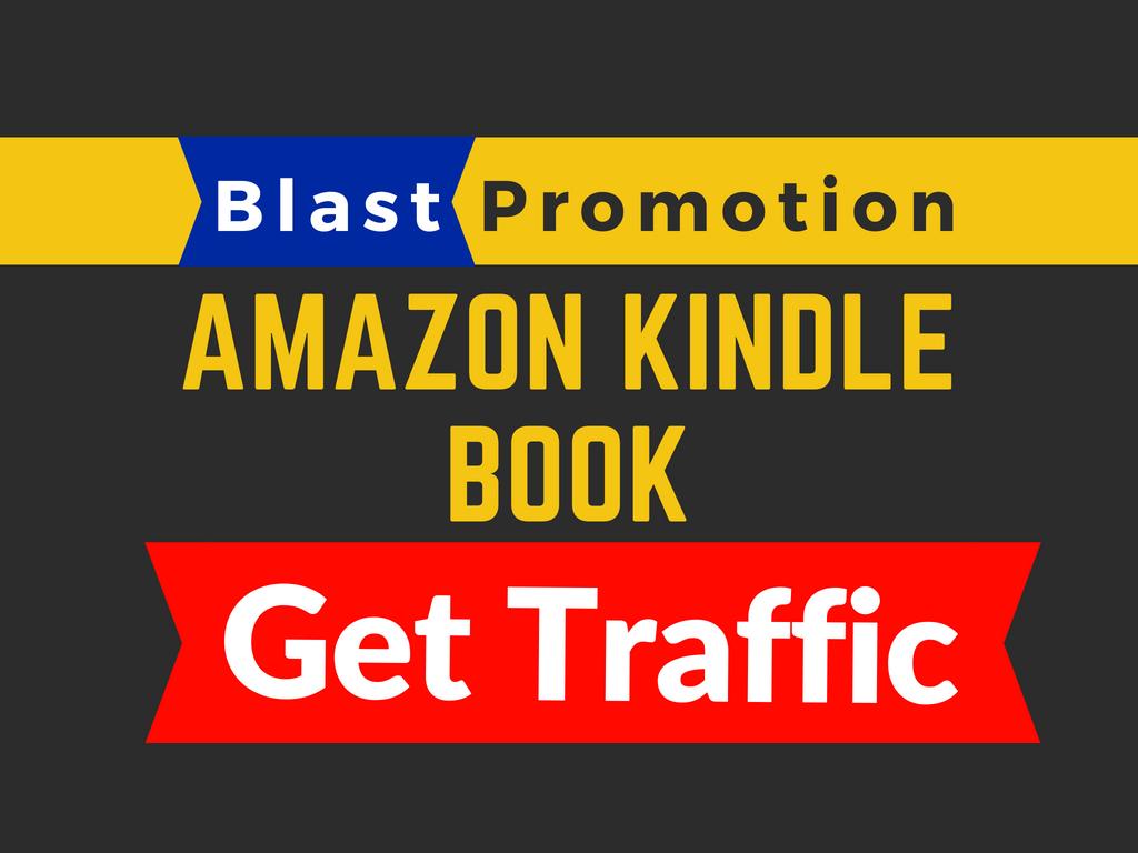 do amazing amazon kindle book promotion