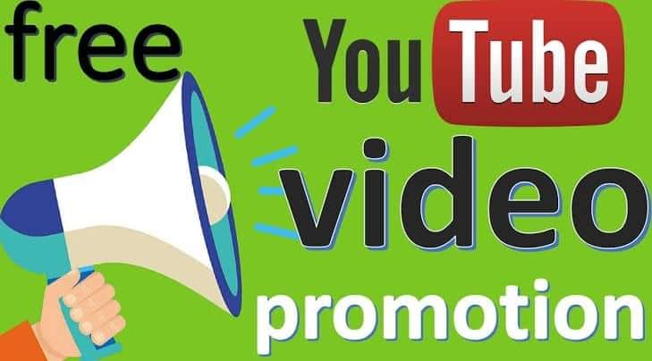 Here, YouTube Video Promotion Social Media Marketing