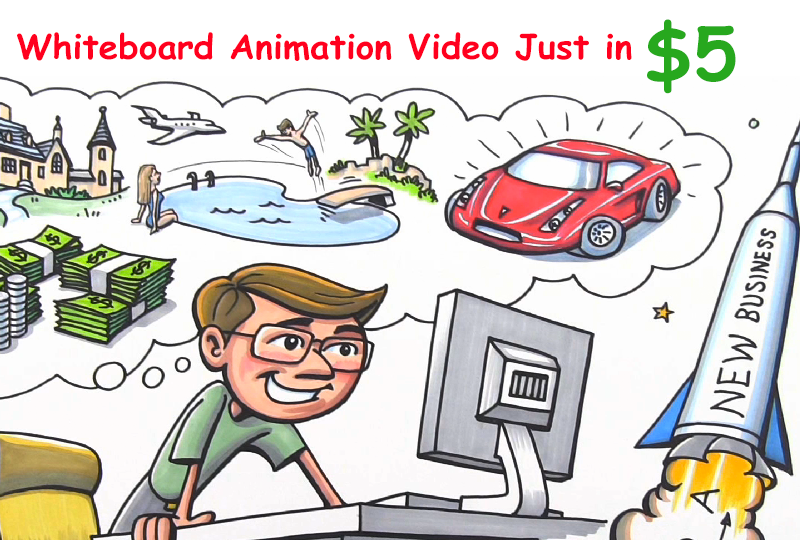 Create Professional Whiteboard Explainer Video