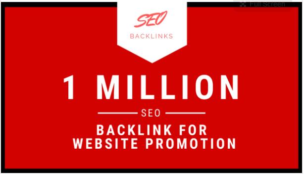 Make 1,000,000 gsa,  dofollow,  SEO backlinks for your website