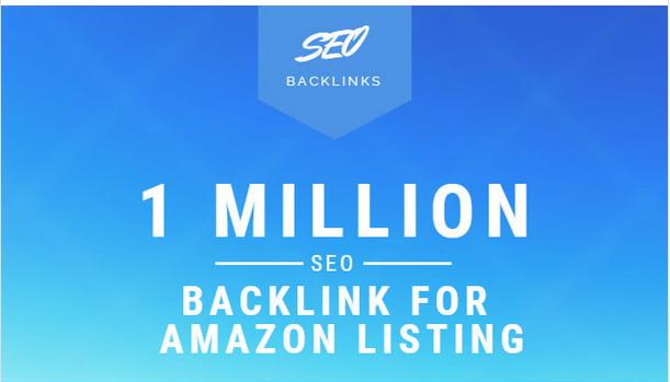 Provide royal SEO backlinks for amazon listing