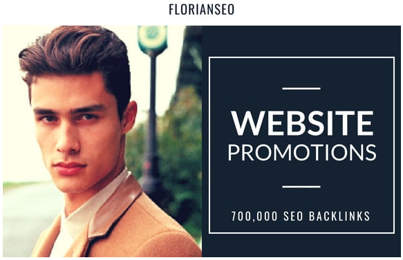 Do your website promotion by 700,000 SEO backlinks