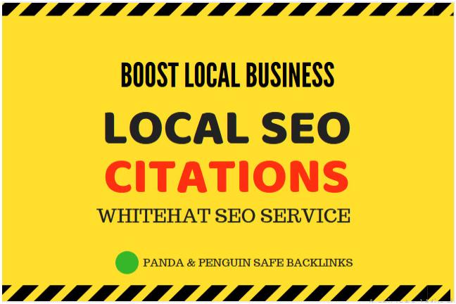 do google local seo citation,  backlinks for local business