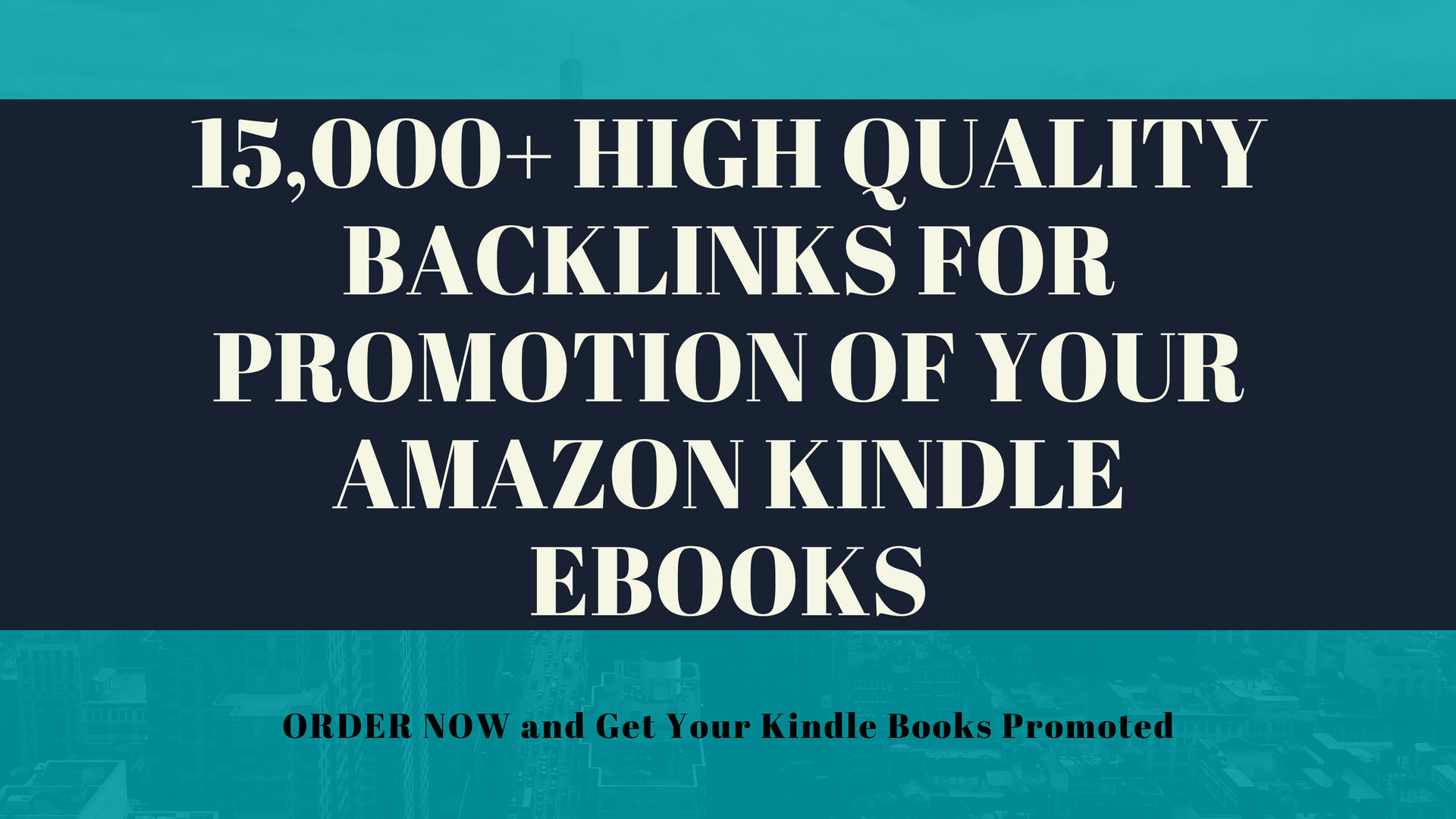 professional amazon kindle ebook promotion for you