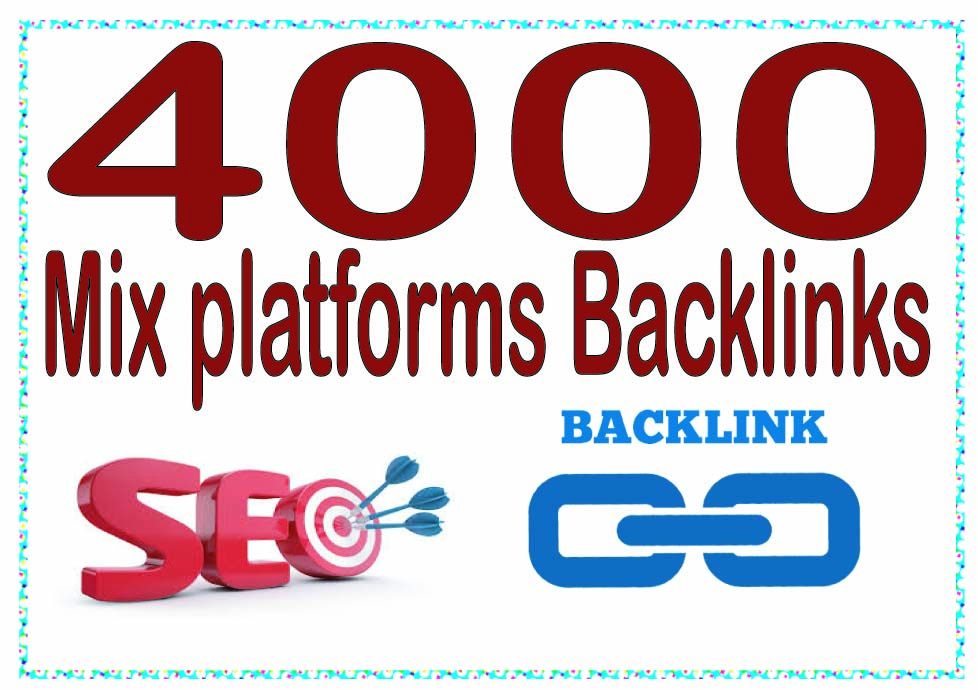 Rank on Google Alexa by exclusive 4000 Mix platforms ...