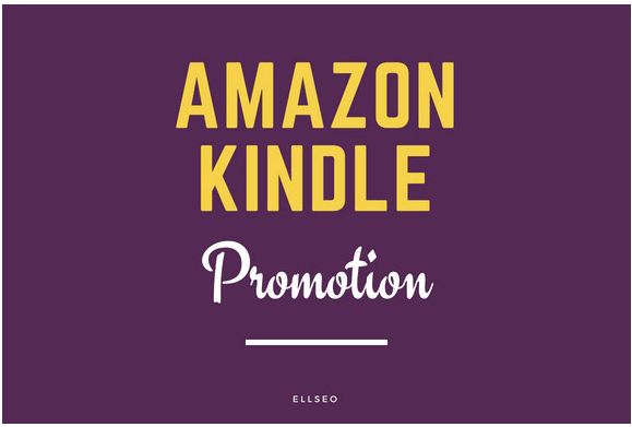 Promote your amazon kindle promotion by making 1M backlinks