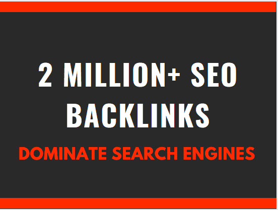 create seo backlinks for website ranking, link building