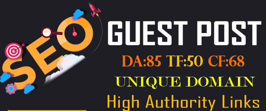 skyrocket your google rankings with high authority pr10 guest blogs
