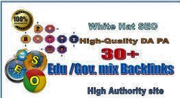 Get 50 Edu/Gov Blog Comment Backlink with High DA/PA