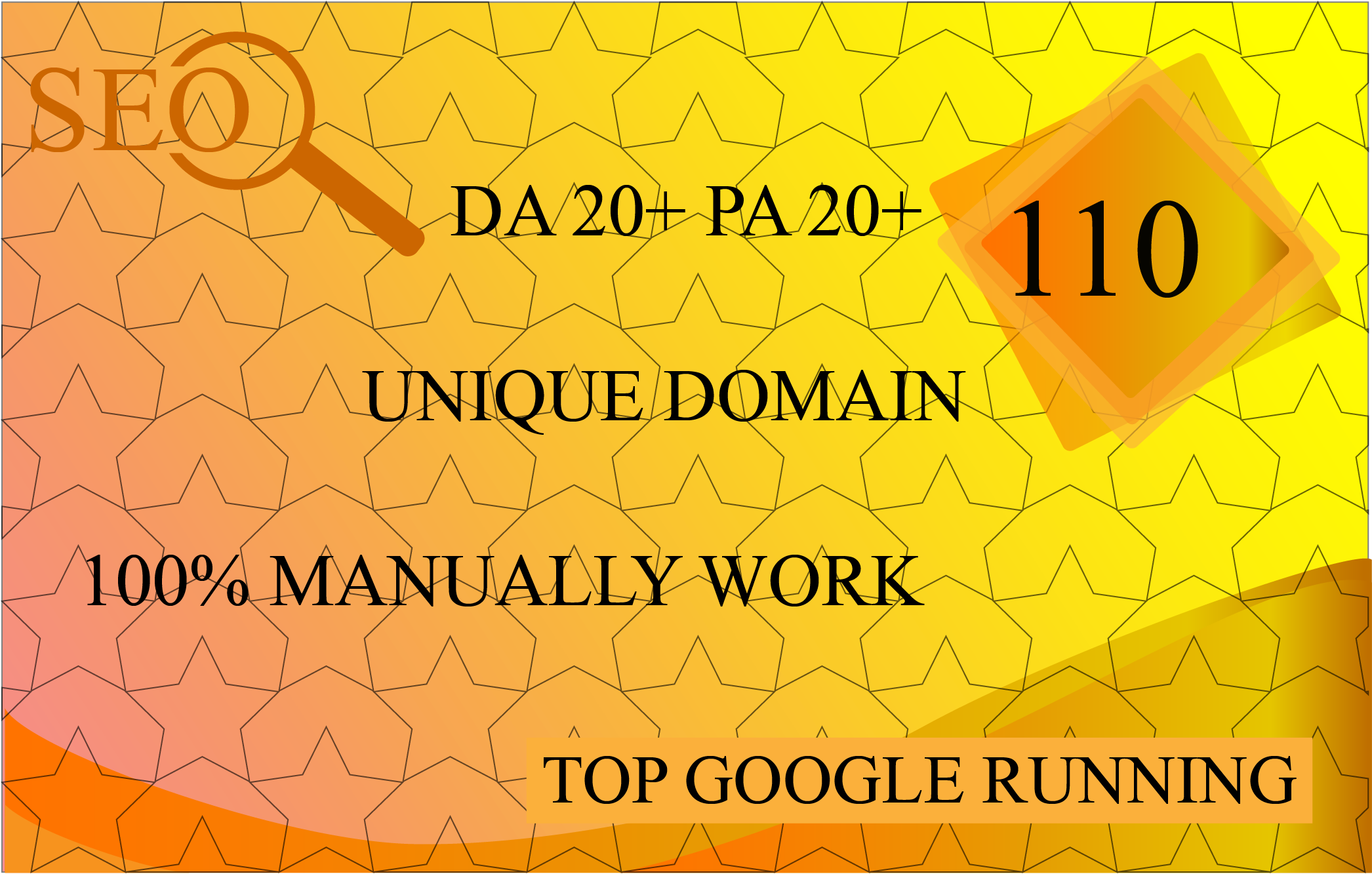 I Will 110 Unique Domains Manual Blog Comments Backlinks Da,Pa,