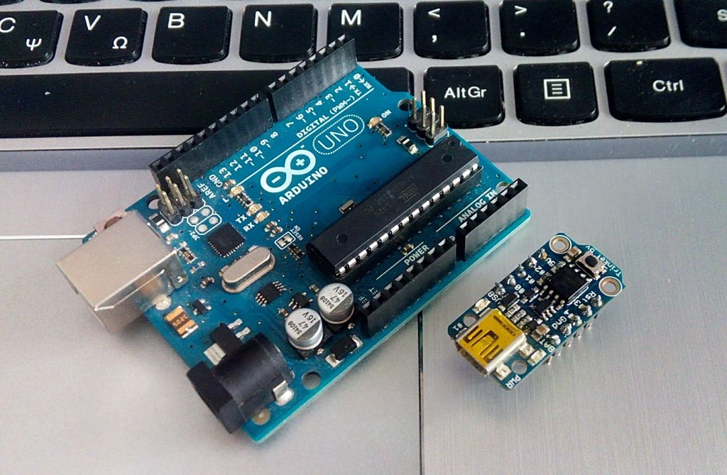 give U Step By Step Design Boards On Arduino Project Course