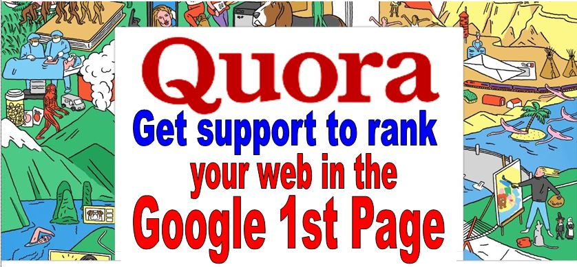 Get Traffic for Your Website/ Business/ Product by 10 high quality Quara Answer + Up vote