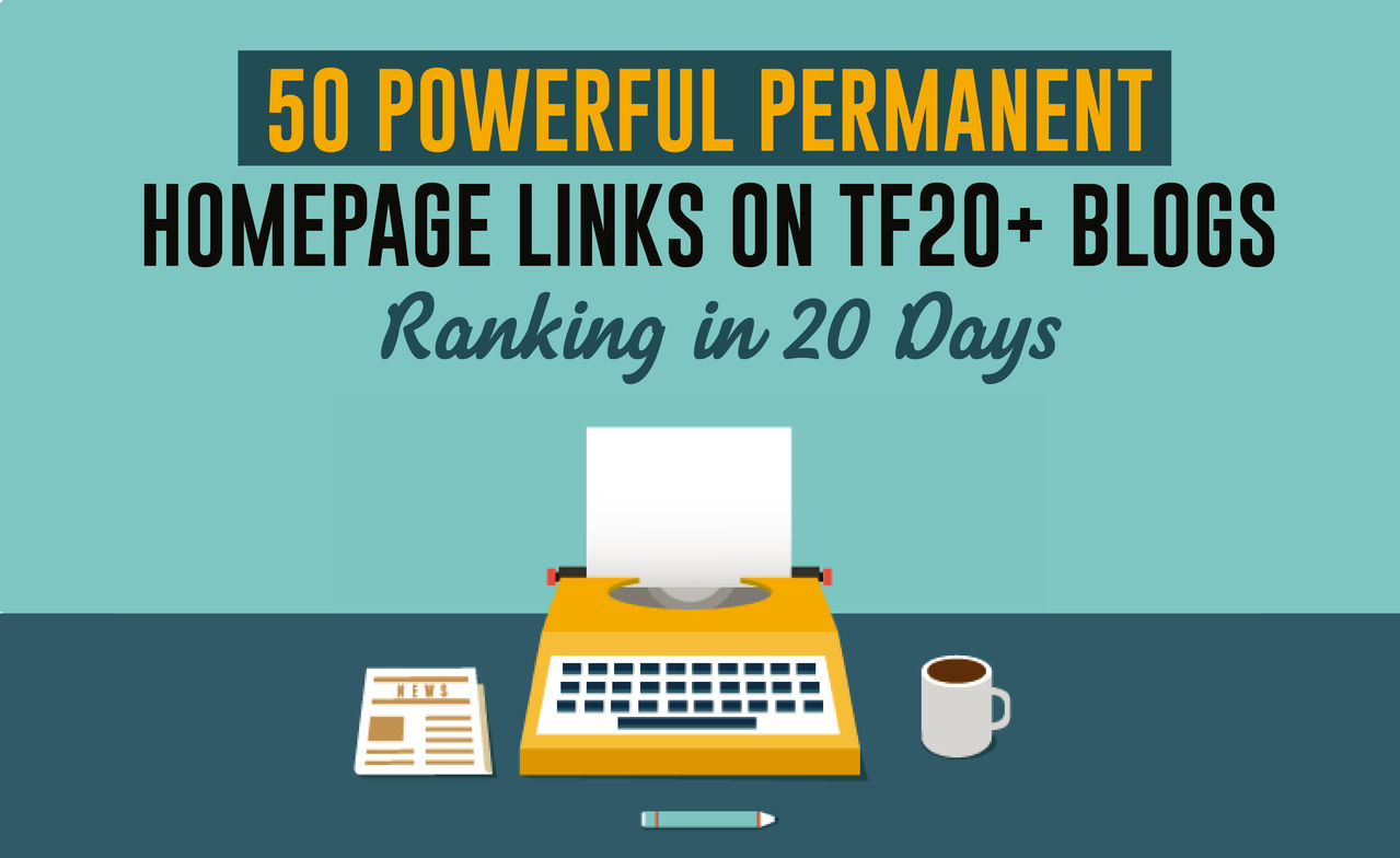 Homepage 40 Permanent PBN backlinks and 3000 2nd Tire Contextual Backlinks