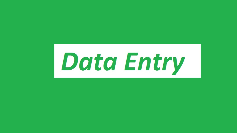 Dataentry, data analysis, data mining, excel formula, big data project