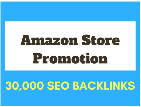 Make 30,000 GSA SEO backlinks for amazon store