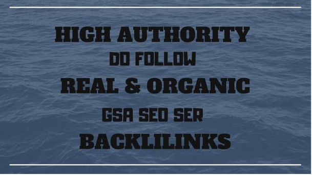 Boost SEO your website on google whitehat backlinks package