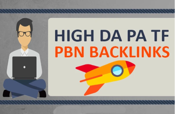 make permanent pbn seo dofollow backlinks link building