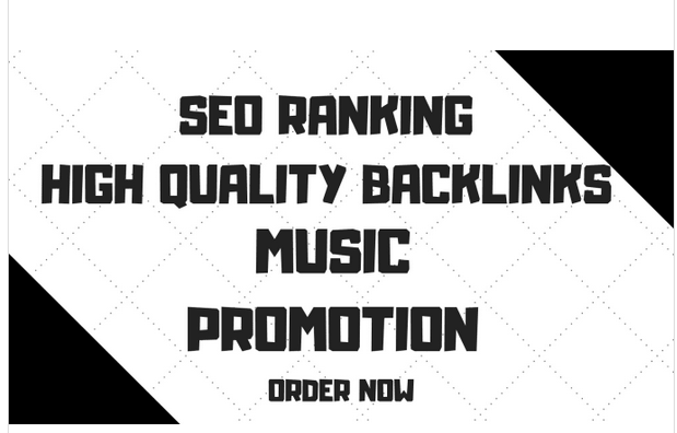 build 10,000, 00 SEO backlinks for your music promotion