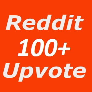 Add 100 World Wide upvote on Reddit post or Comment